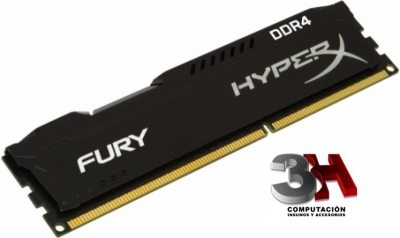 MEMORIA DDR4 4GB KINGSTON FURY 2400 MHZ