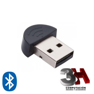 ADAPTADOR USB BLUETOOTH MINI