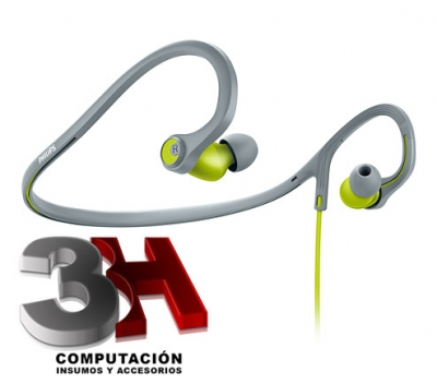 AURICULARES PHILIPS DEPORTIVOS ACTIONFIT PYTHON